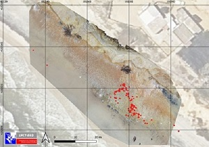 Drones and topographic models to identify and analyze Neanderthal footprints on Matalascañas beach