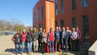 Group of Experts on the eradication of the Ruddy Duck Meeting